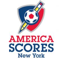 america scores new york logo